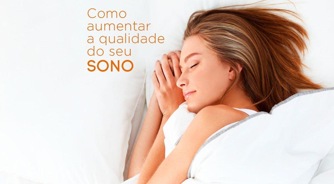 Como aumentar a qualidade do sono - Clínica Ana Andrade